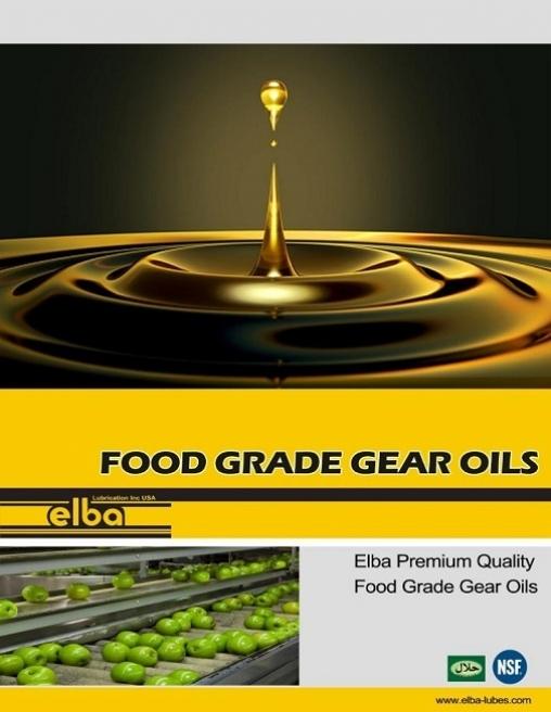 Elba GH-1 Chain Oil