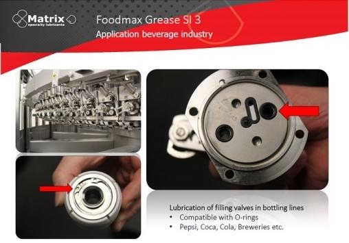 Foodmax Grease SI3