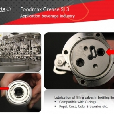Foodmax Grease SI3